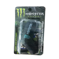 Monster Motosiklet Silikon Vites Pedal Çorabı (Kılıfı) -