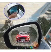 Oto Ayna Yağmur Kaydırıcı Film + Uygulama Mendili